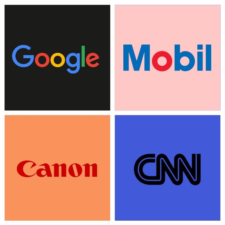 Типы логотипов