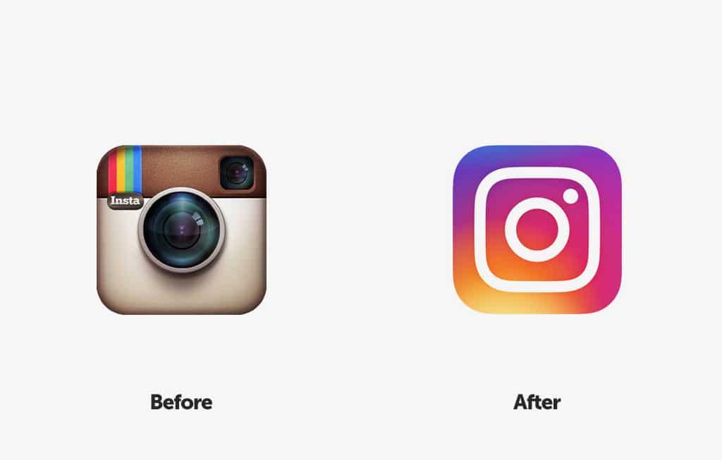 Ребрендинг instagram