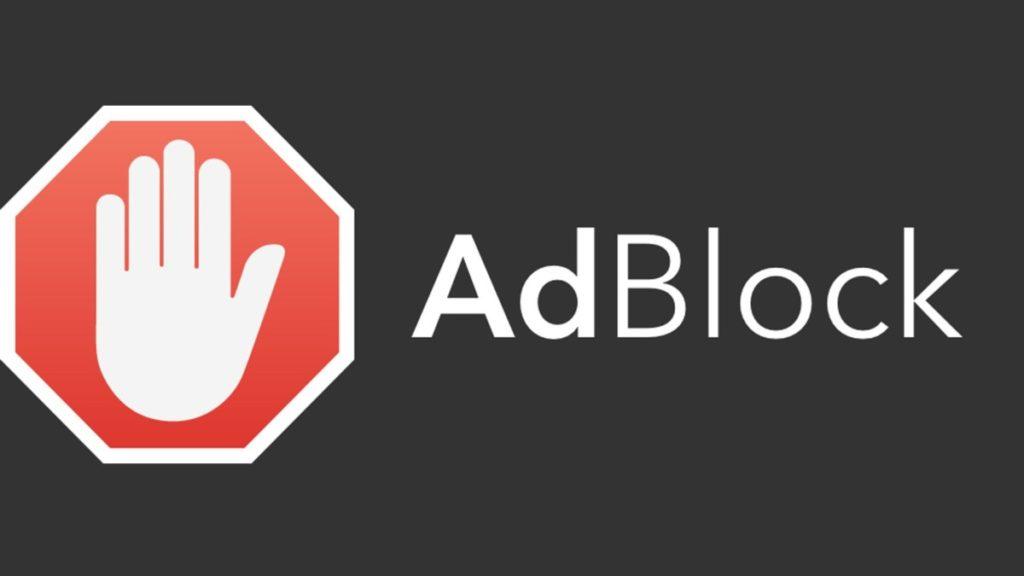 Убрать рекламу с помощью adblock