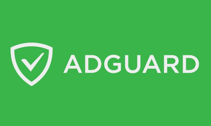 Логотип adguard