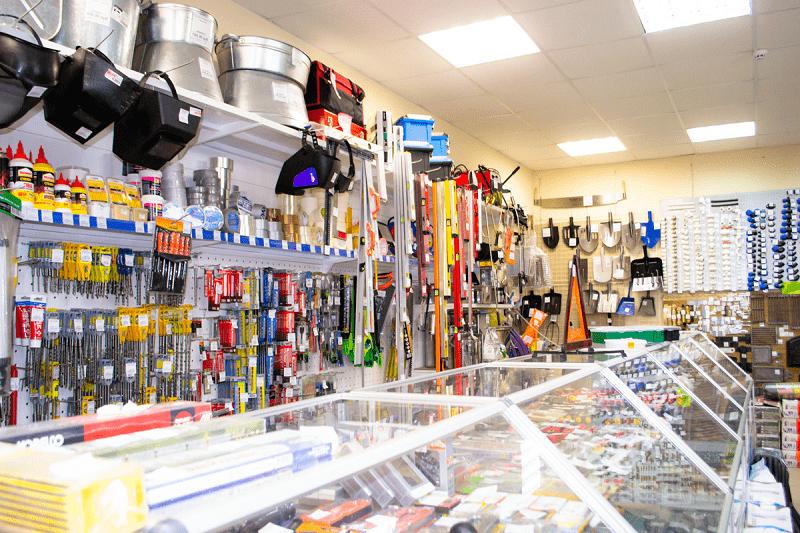 Строительный магазин и рынок DIY
